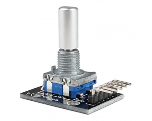 5 Pin Rotary Encoder with On Switch